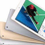 Новая модель iPad 9.7 доступна для заказа в российских торговых сетях