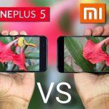 Сравнение Oneplus 5 и Xiaomi Mi6
