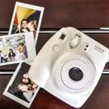 Фотоаппарат мгновенной фотографии Fuji Instax Mini 8, обзор