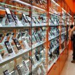 Спрос на мобильную электронику продолжает снижаться