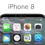 Когда стоить ожидать выхода смартфона iPhone 8