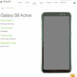 В Сети появились фотографии смартфона Samsung Galaxy S8 Active