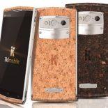 Компания Ikimobile анонсировала смартфон с корпусом из пробкового дерева