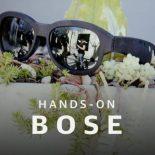 AR-очки Bose: звук вместо изображения