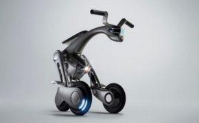 Гаджет, который помогает: робот-скутер CanguRo