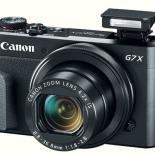 Стильный и модный Canon PowerShot G7 X Mark II