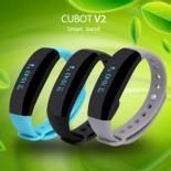 Беглый взгляд на умный браслет Cubot Band V2