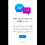Facebook предлагает отправлять SMS из Messenger: это нарушение правил Google Play?
