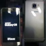В сеть снова утекли фотографии Galaxy C5