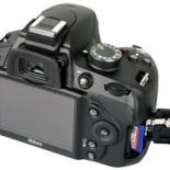 Обзор беззеркалки Nikon D3200 kit 18-55 VR II black
