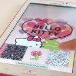 Samsung Galaxy Tab 3 7.0 8GB Hello Kitty – планшет для модниц