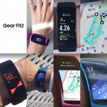 В сети появилась утечка промо-изображения Samsung Gear Fit 2