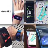В сети появилась утечка промо-изображения Samsung Gear Fit 2