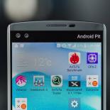 LG V20: первый смартфон под управлением Nougat
