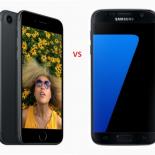 Читайте iPhone 7 vs Galaxy S7