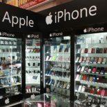 Продажи iPhone снова стали падать