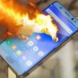 Samsung готовится во второй раз выпустить на рынок Galaxy Note 7