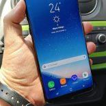 Фотографии Samsung Galaxy S8 Plus в рабочем состоянии появились в Сети